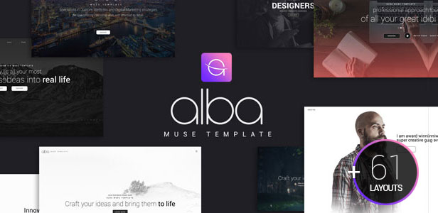 Poaca Muse Template - 6